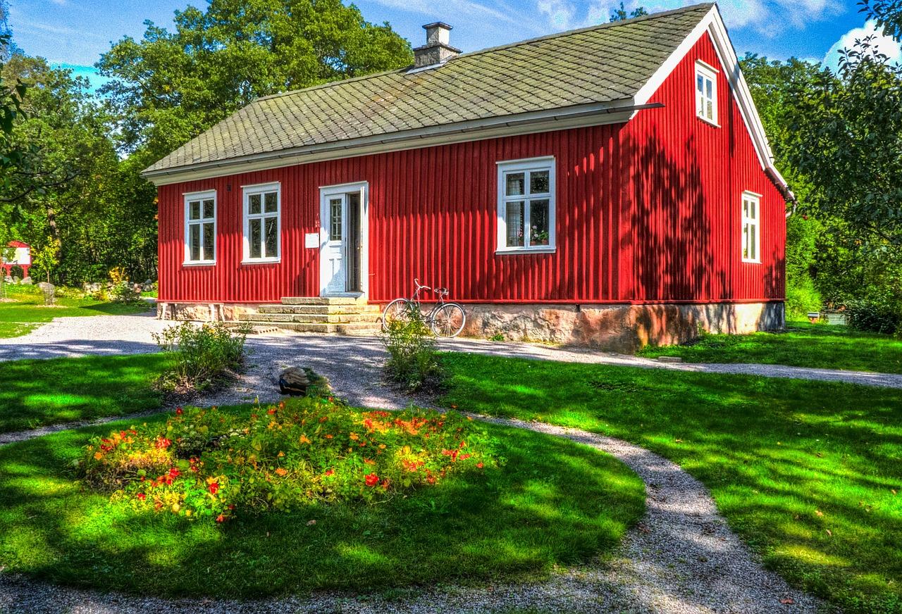 Schweden, Haus (Bild: Mariamichelle, Pixabay)