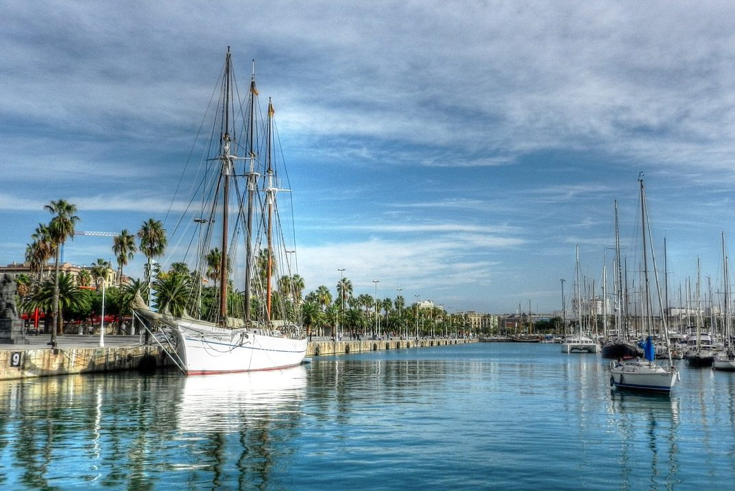 Barcelona (Bild: Viateur, Pixabay)