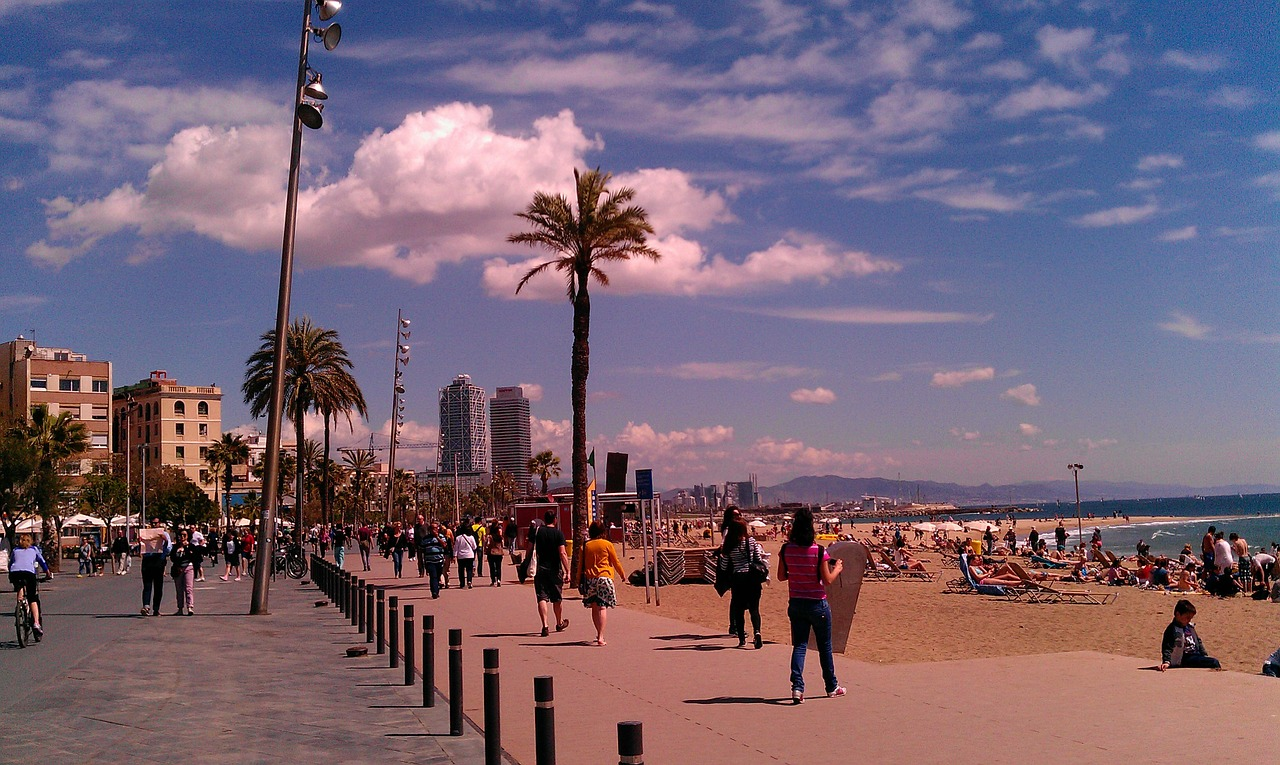 Barcelona (Bild: gorpol, Pixabay)