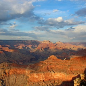 Grand Canyon, USA (Bild: DomCarver, Pixabay)