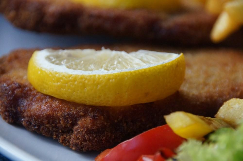 Wiener Schnitzel (Bild: Monsterkoi, Pixabay)