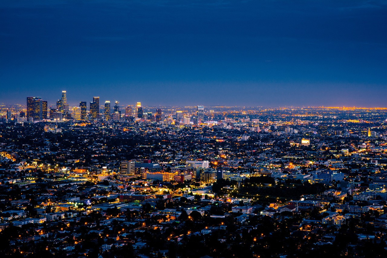 Los Angeles, USA (Bild: Unsplash, Pixabay)