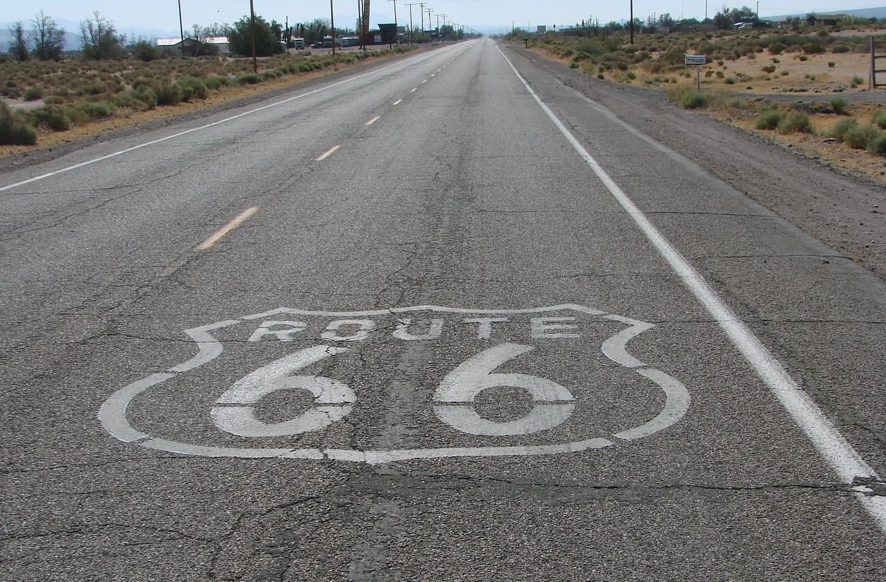 Route 66, USA (Bild: LSC, Pixabay)
