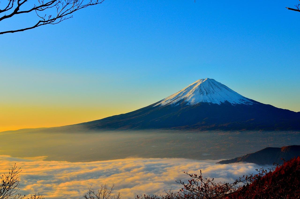 Japan, Fuji