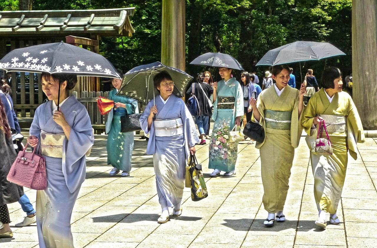 Japan, Japaner