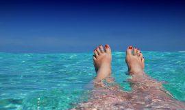 Malediven, Urlaub, Meer, Schwimmen, Reisende, Reisen