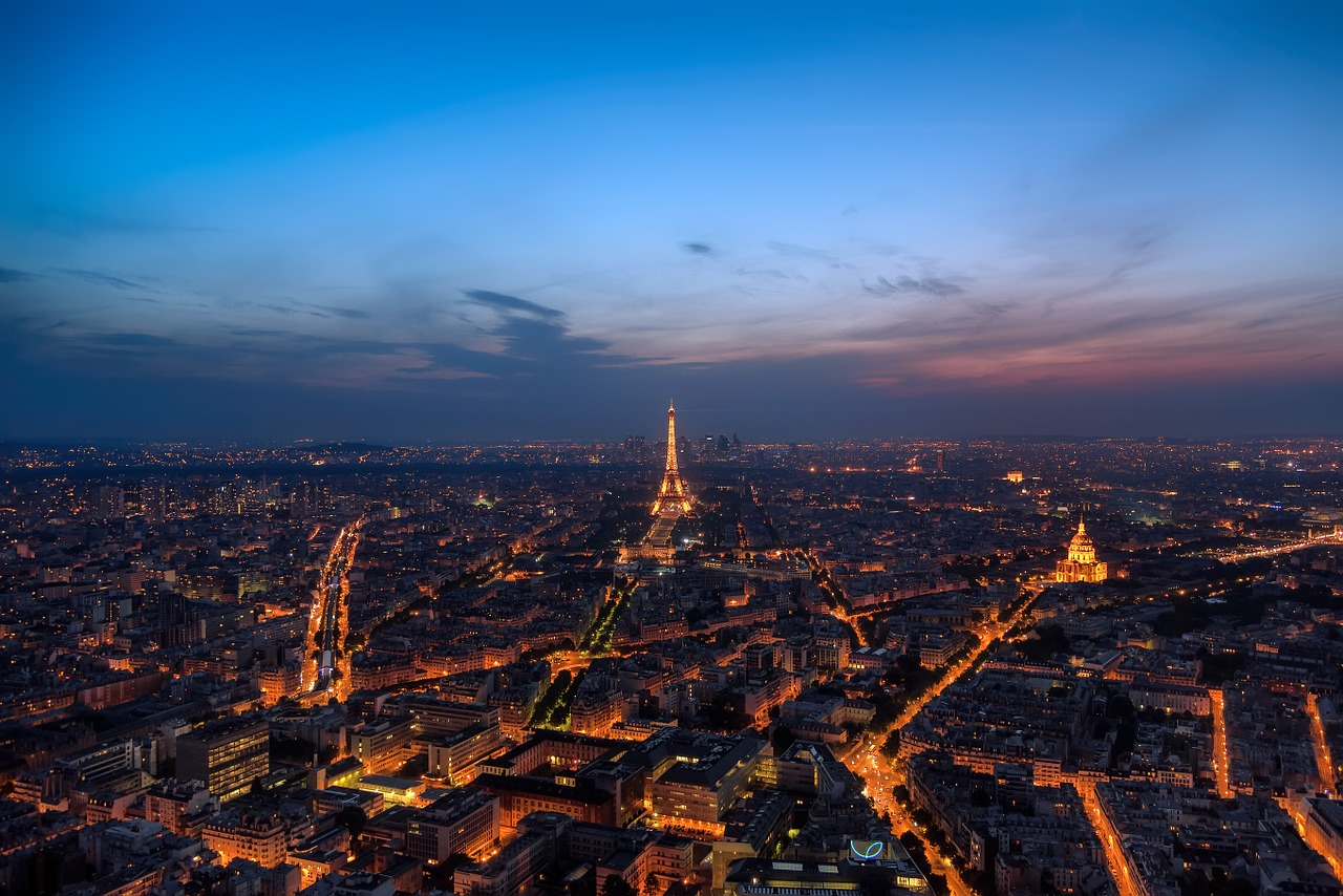 Singlereisen Paris (Bild: Pixabay)