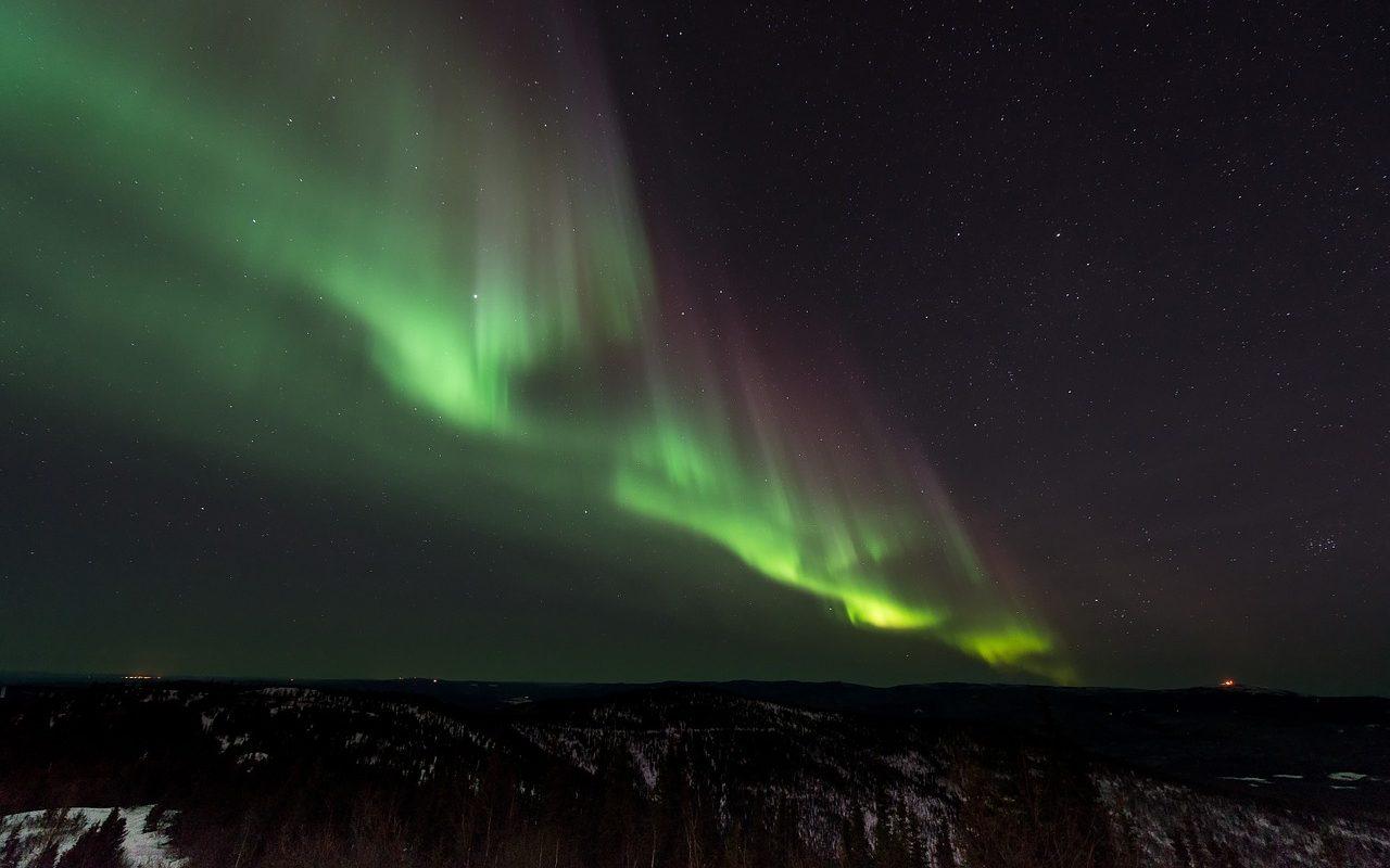 Island, Nordlicht, Nordlichter