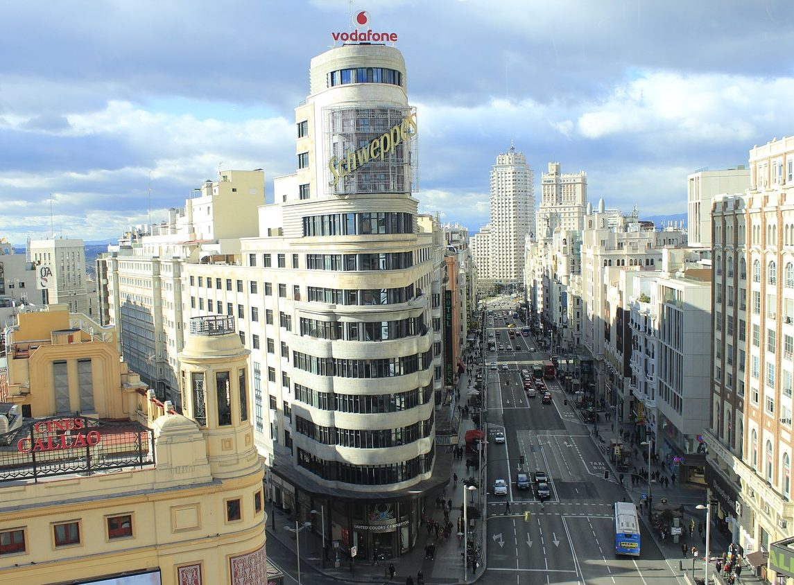 Solo Trip to Madrid & Solo Holidays Madrid (Image Credit: Pixabay)