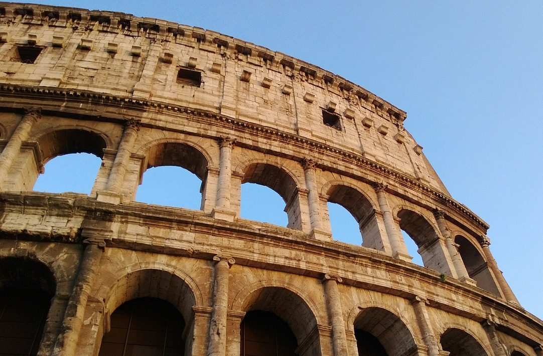 Solo Travel Rome & Solo Female Travel Rome (Image Credit: Pixabay)