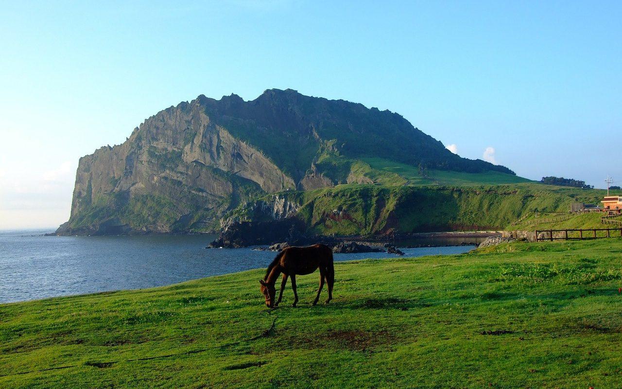 Südkorea, Insel Jeju