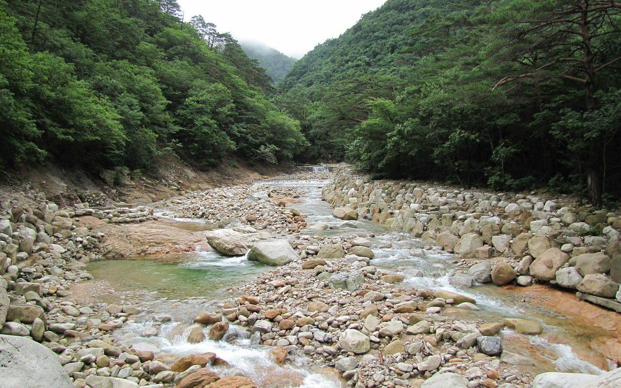 Südkorea, Seoraksan