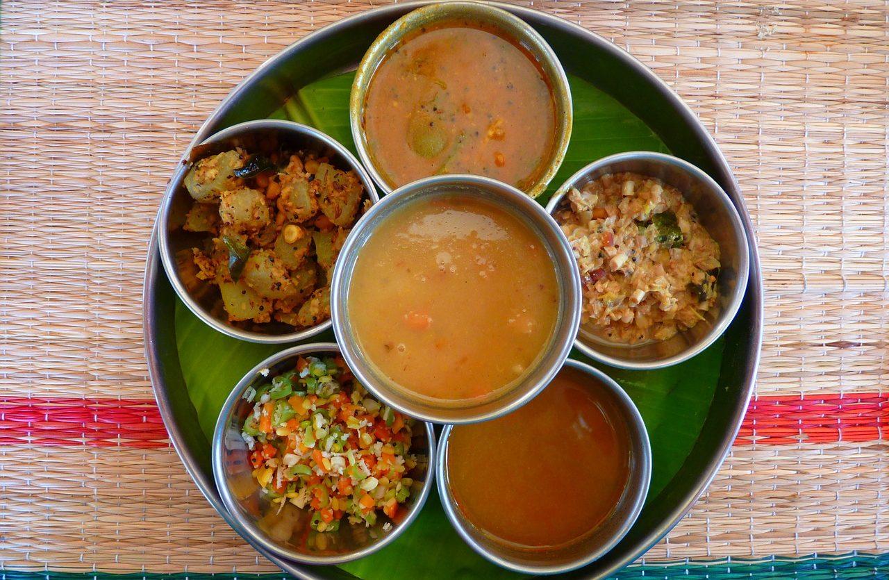 Indien, Indisches Essen