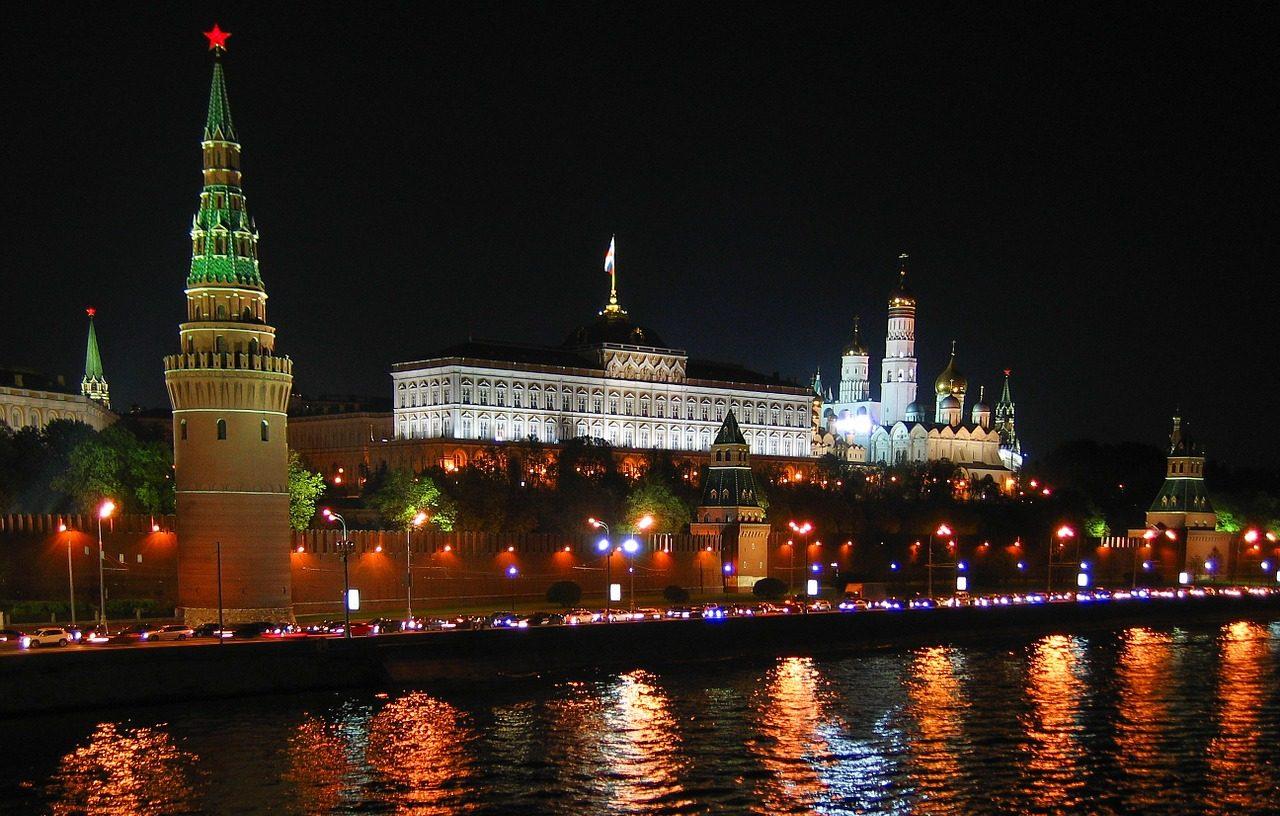 Russland, Moskau