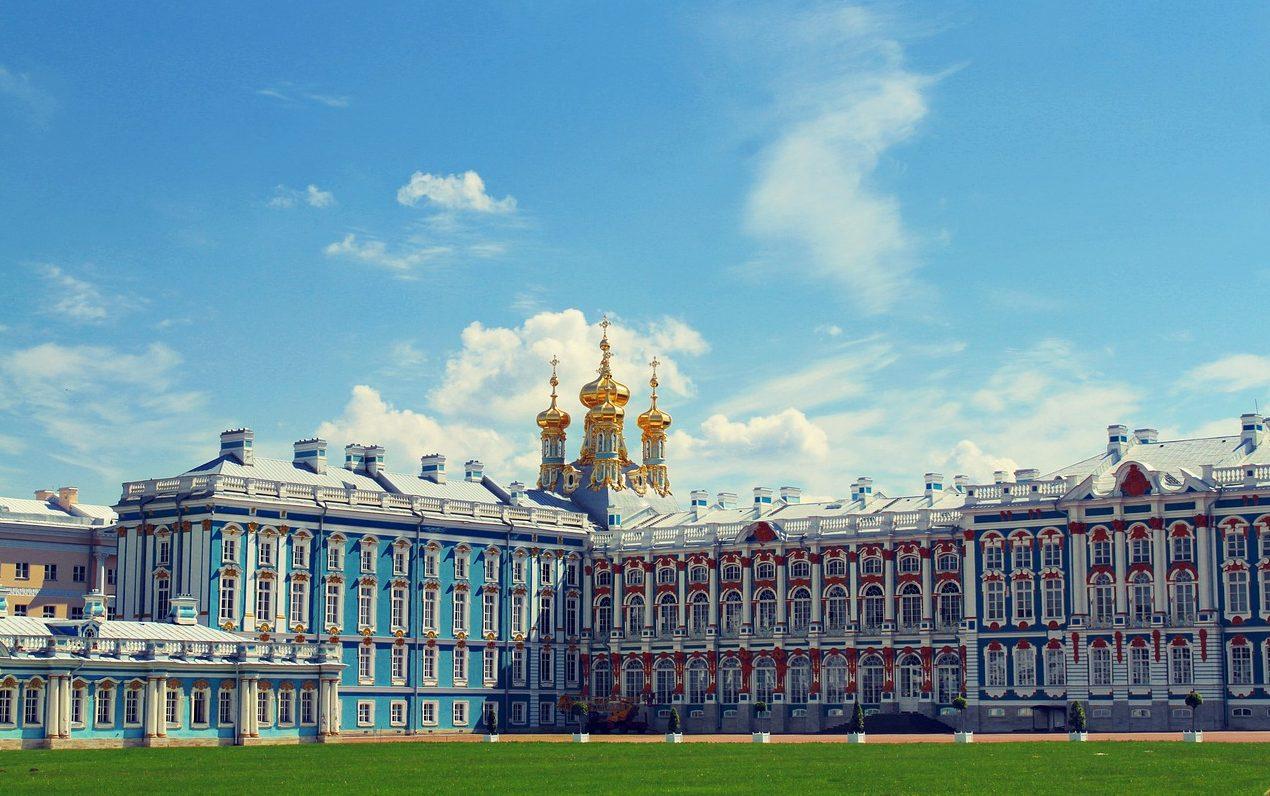 Russland, St. Petersburg