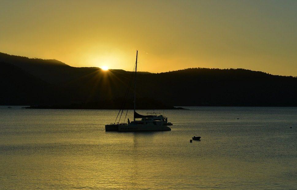 Australien, Whitsunday Islands