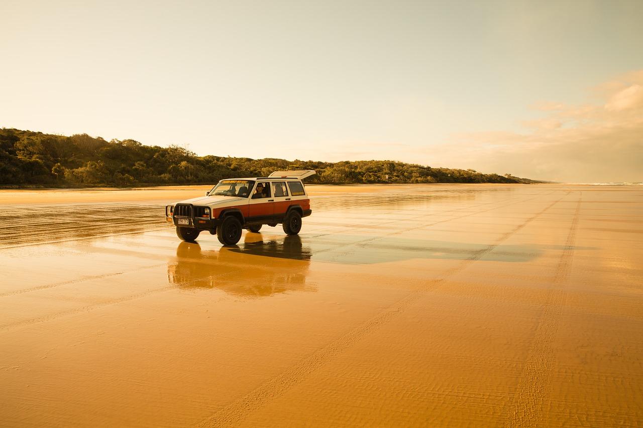 Australien, Fraser Island