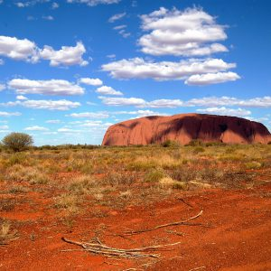 Australien, Uluru, Ayers Rock
