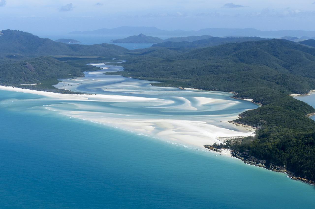 Australien, Riff