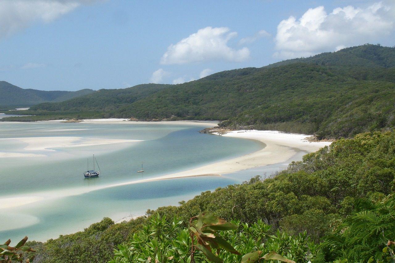 Australien, Strand