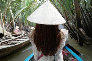 Vietnam, Singlereisen, Reisen für Alleinreisende, Reisende, Frau