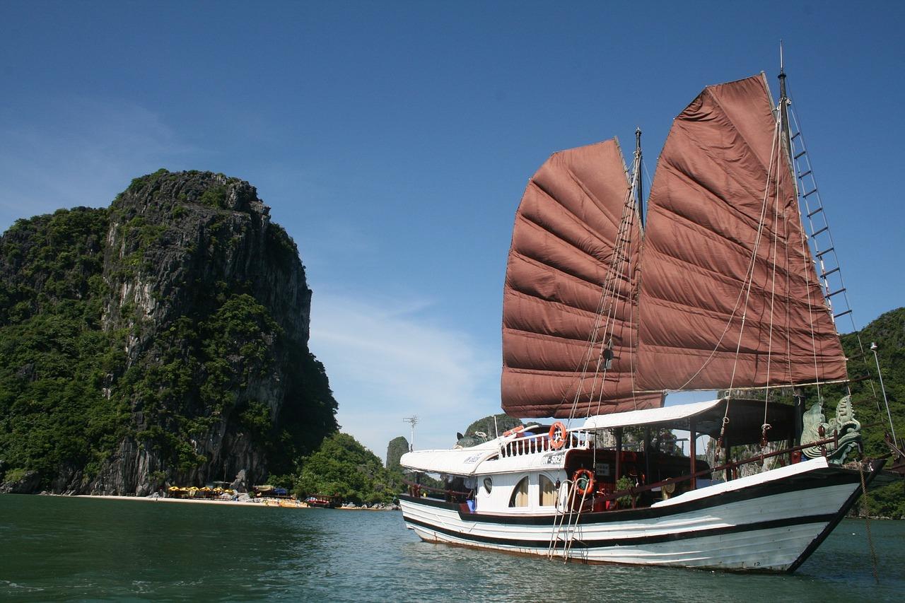 Vietnam, Insel