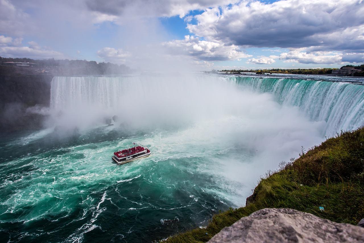 Kanada, Niagara