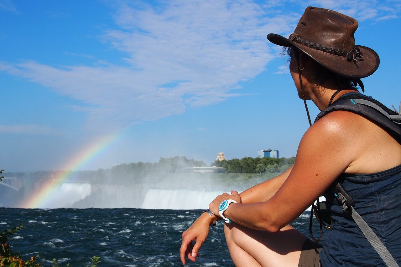 USA, Canada, Niagara Falls, Adventure, Solo Travel, Solo Female Travel, Woman, Singles Holidays
