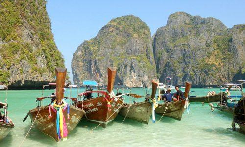 Thailand, Phi Phi Island