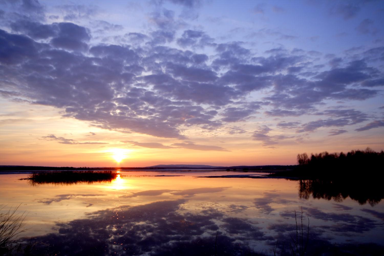 See Finnland, Lappland (Bild © Kakslauttanen Arctic Resort)