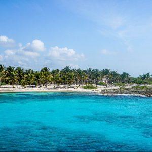 Mexiko, Strand