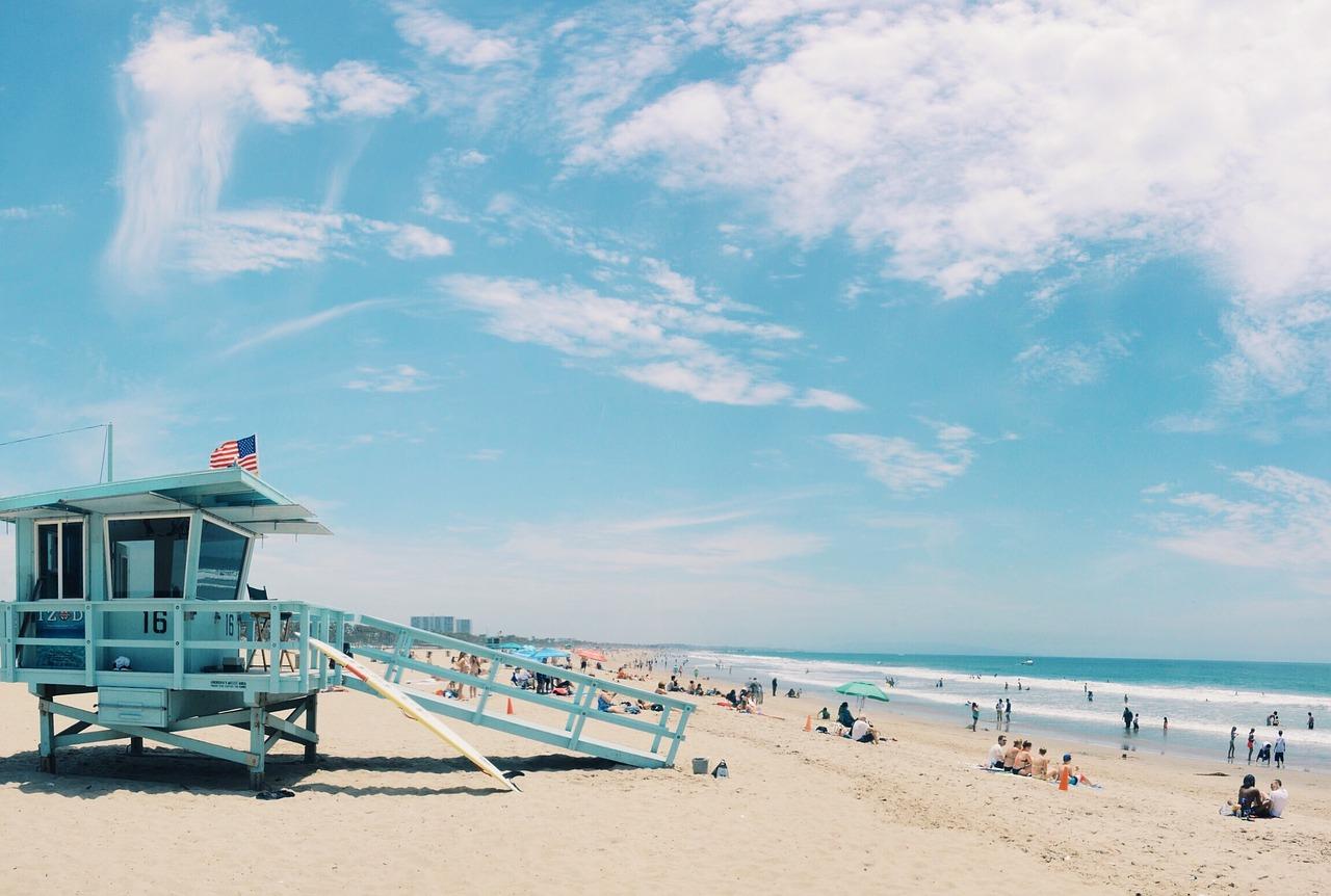 Strand, USA