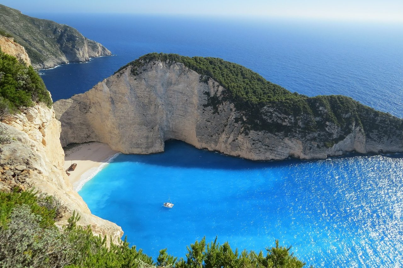 Solo Travel Greece (Image Credit: Pixabay)