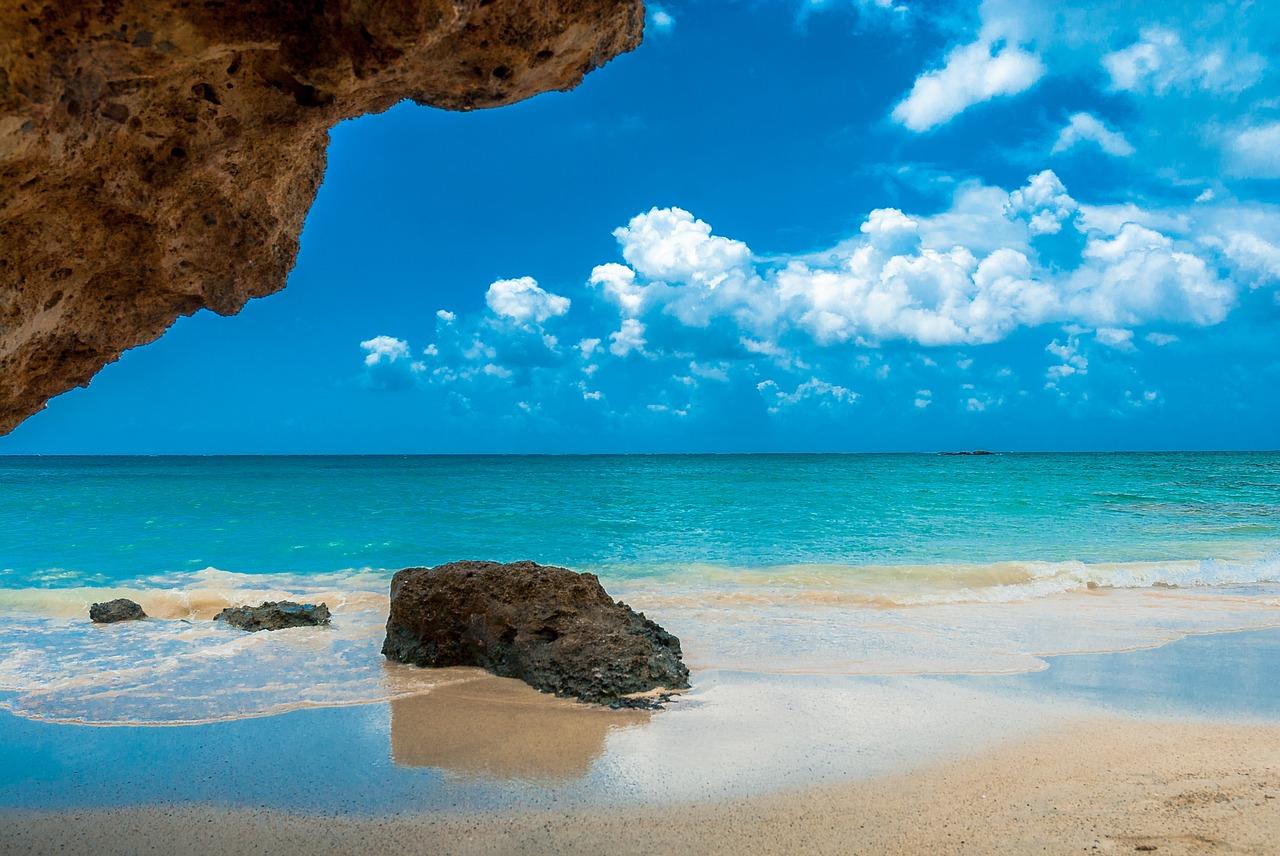 Griechenland, Strand, Bucht, Meer