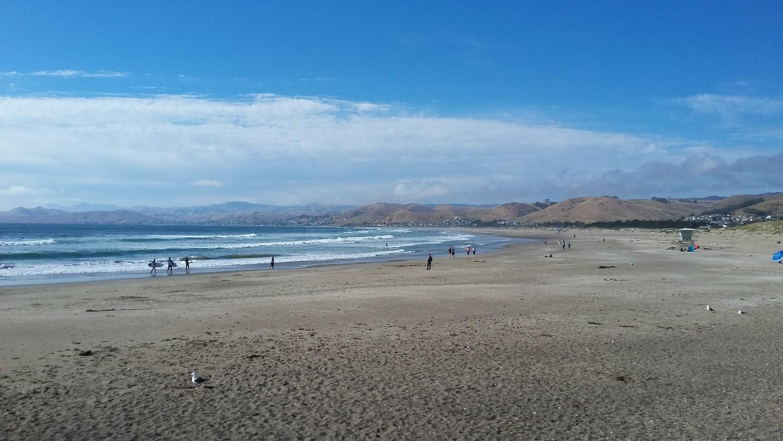 Strand in Morro Bay