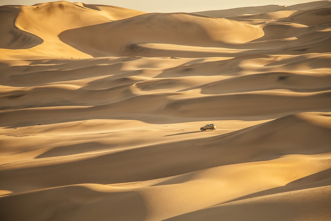 Namibia, Afrika, Wüste, Dünen