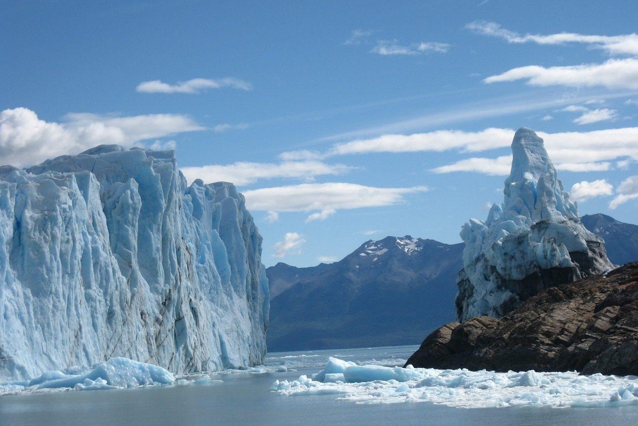 Argentinien, Gletscher
