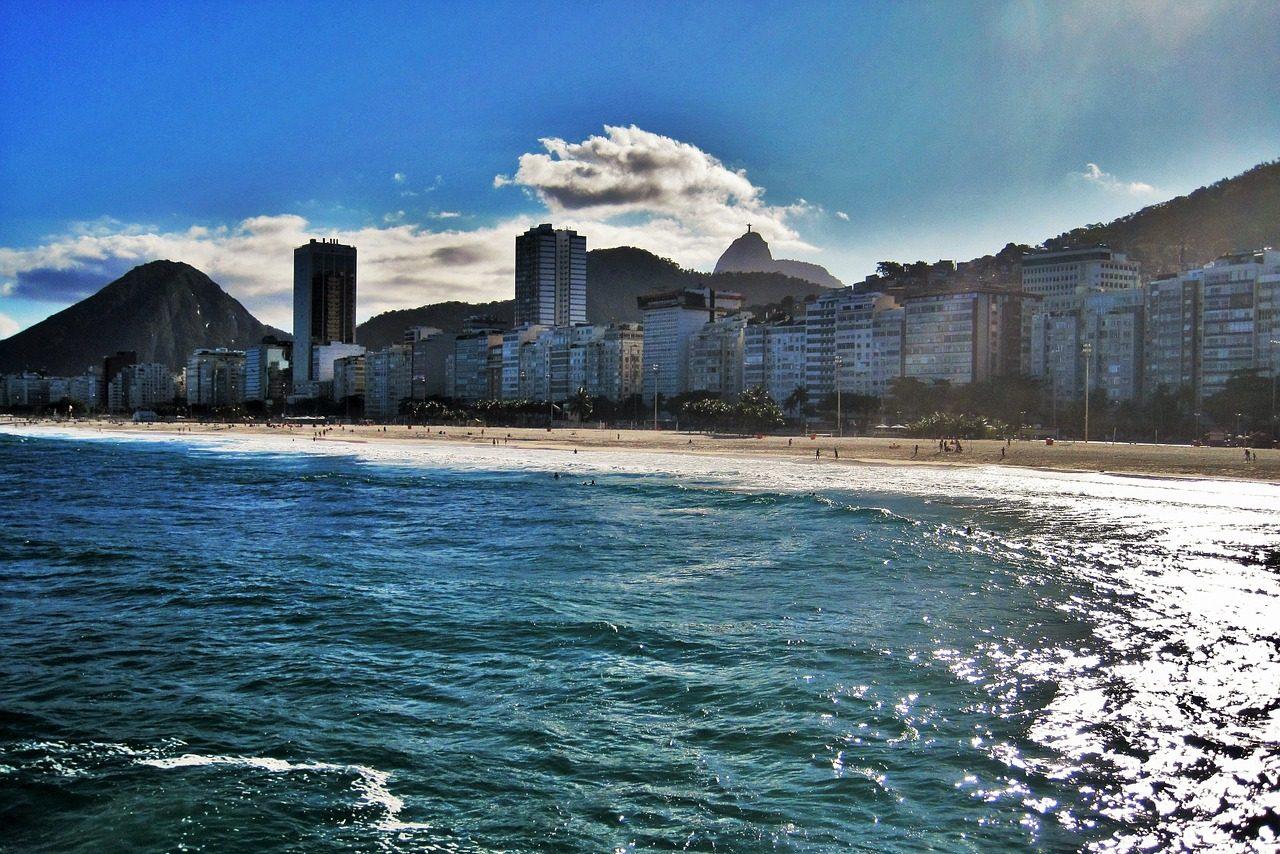 Brasilien, Strand