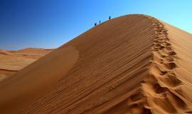 Namibia, Afrika, Wüste, Düne