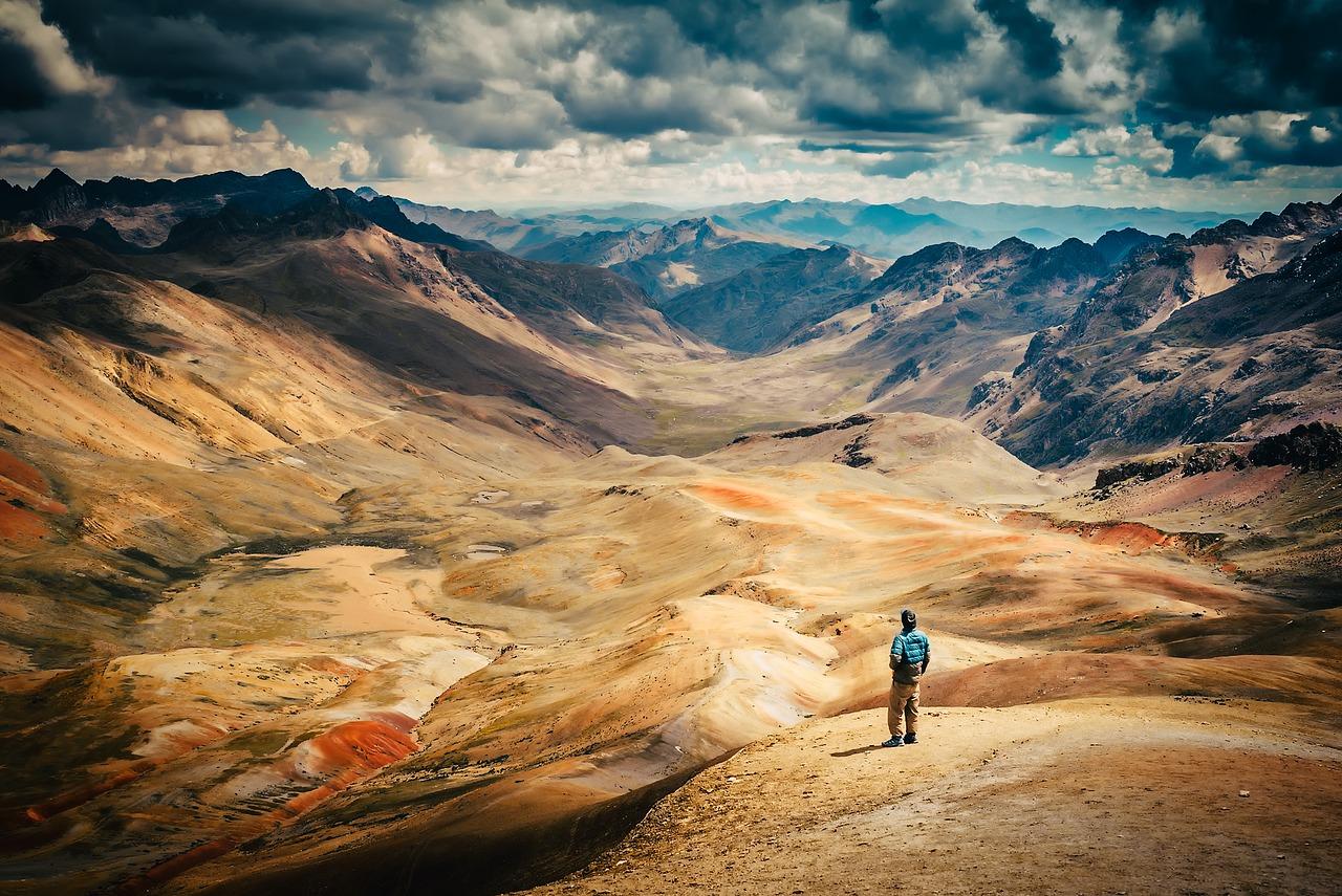 Peru, Reisender