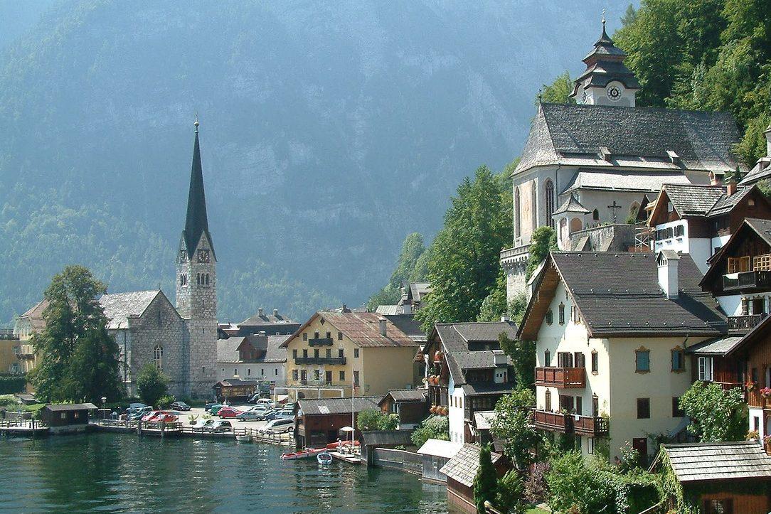 Österreich, Hallstatt