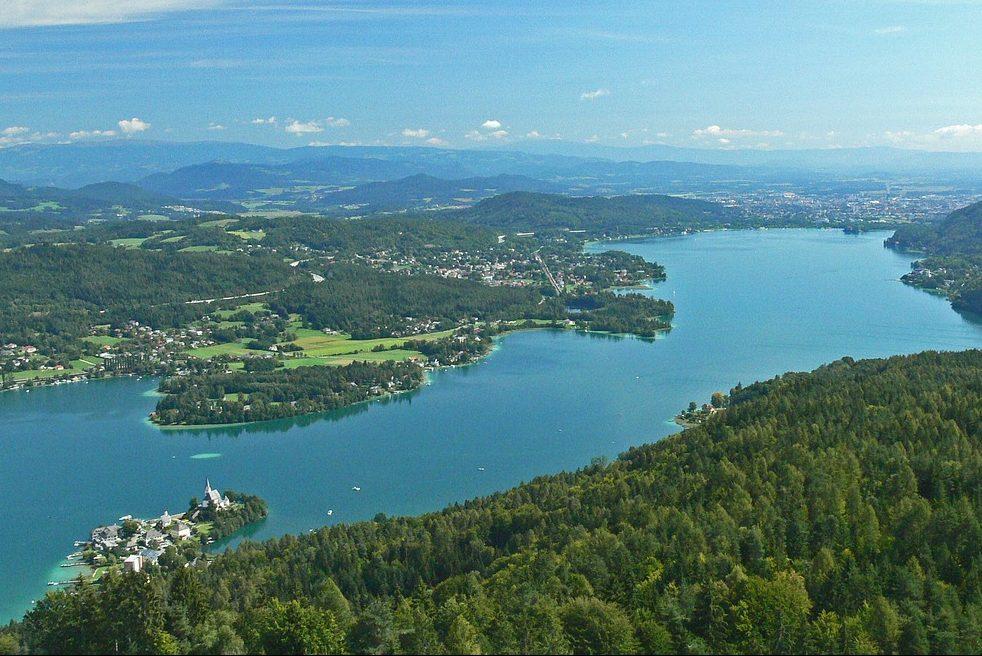 Österreich, Kärnten, Wörthersee