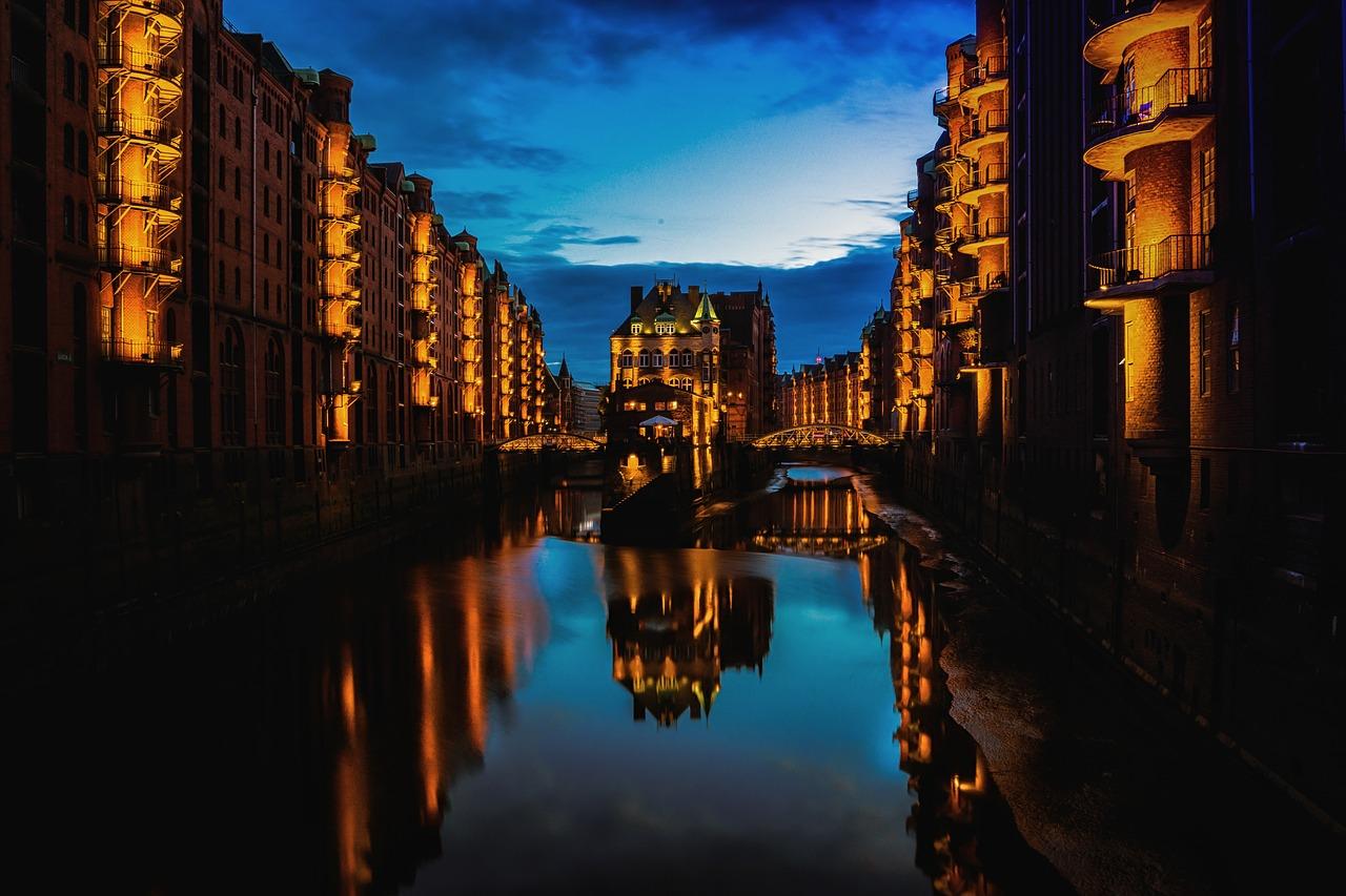 Deutschland, Hamburg