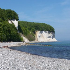 Germany, Rügen, Beach, White Cliffs
