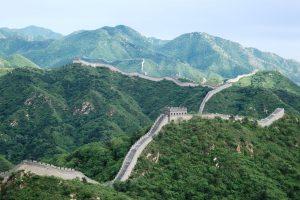 China, Große Mauer