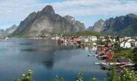 Norway, Village, Sea, Coast, Solo Travel, Singles Vacations