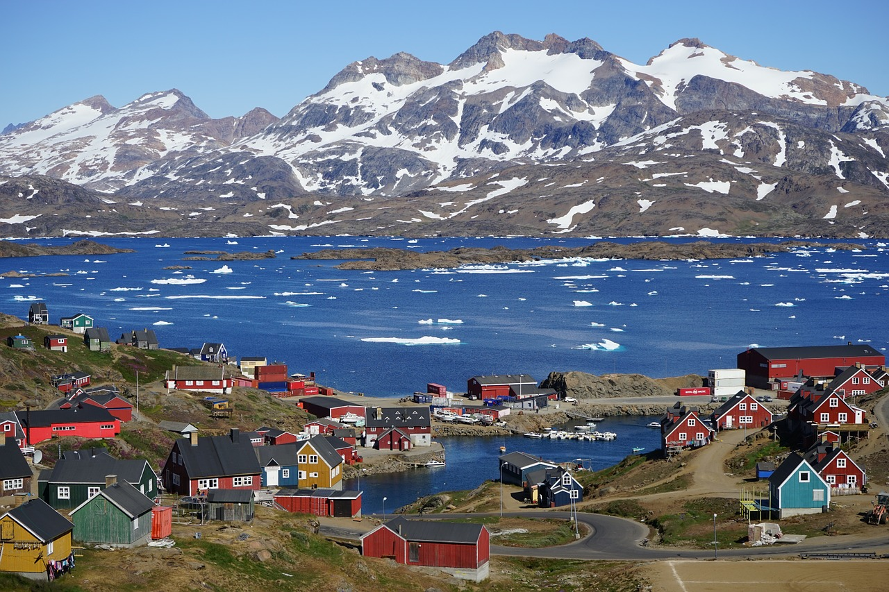 Solo Travel Greenland (Image Credit: Pixabay)