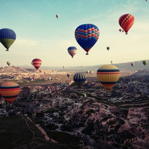 Turkey, Balloons, Singles Holidays, Solo Travel, Singles Vacations, Solo Holidays (Image: Pixabay)