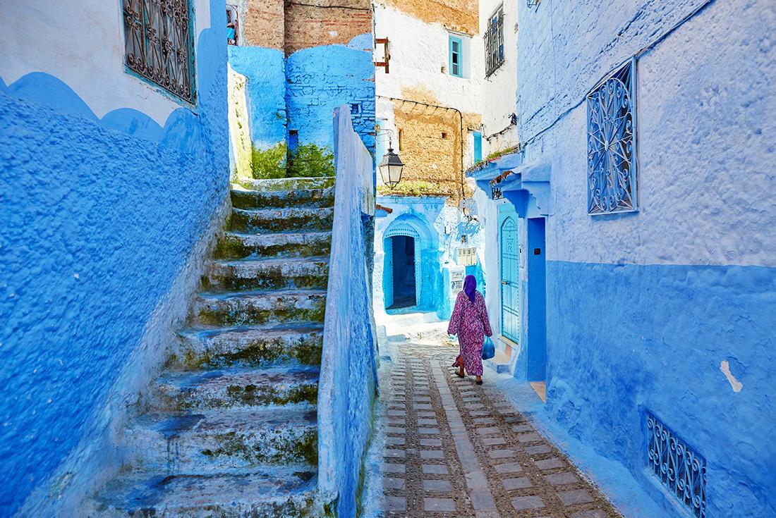 North Morocco Adventure - Morocco Tour (Image Credit: Intrepid Travel)