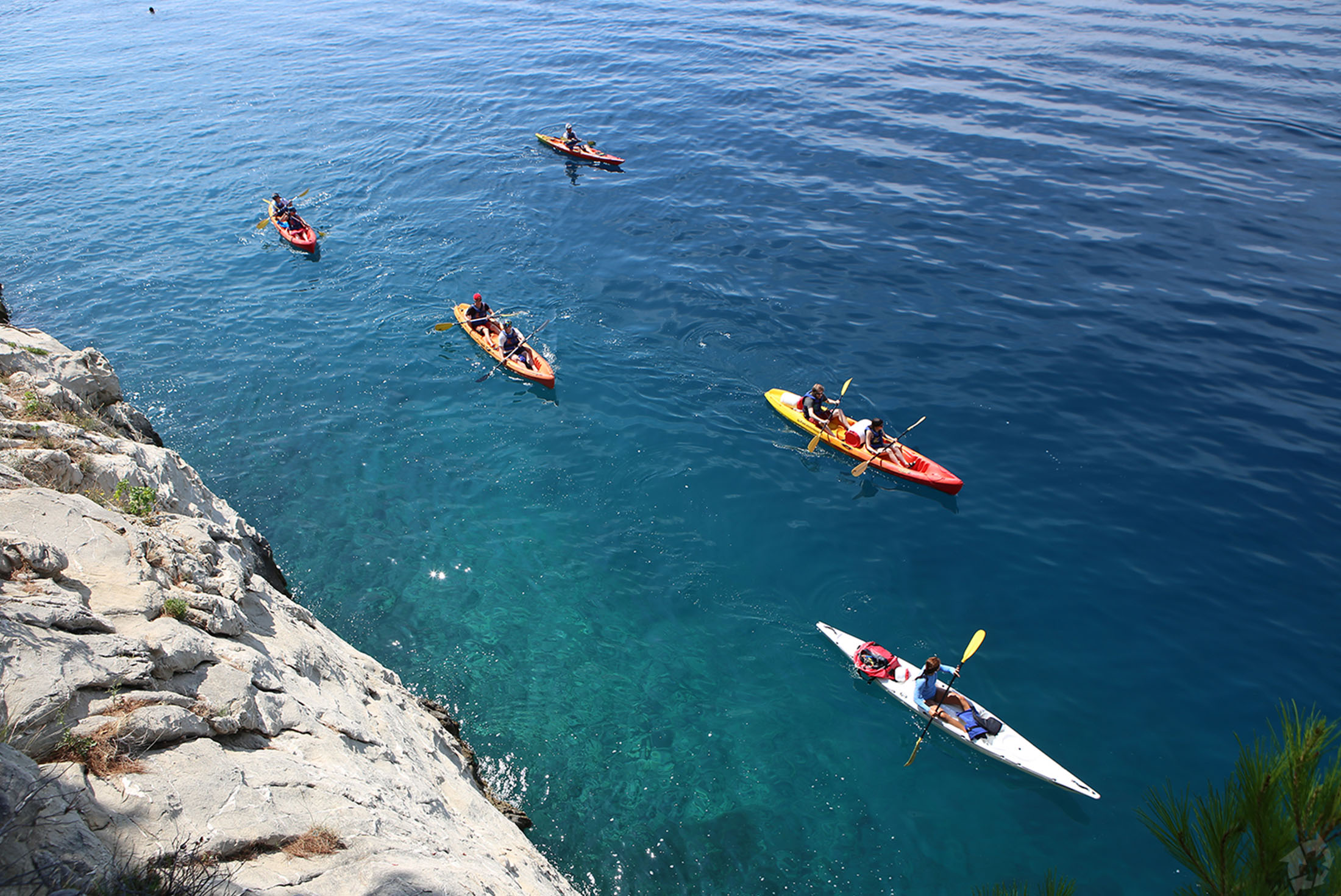 Croatia: Hike, Bike & Kayak - Croatia Tour (Image Credit: Intrepid Travel)